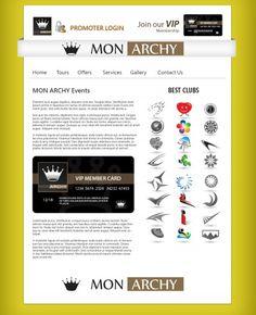 MONARCHY : Designed by Kapil Kosare