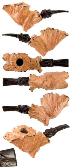 gentlemanslady:  female pipe maker Anne Julie