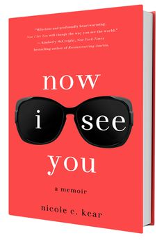 now i see you by nicole c. kear -- a story of coming to terms with retinal dysfunction & increasing visual difficulties.  This really gave me a good perspective but was a bit on the wild side & sometimes hard to read (emotionally difficult, this is hard thing to face especially as a mom).  Biggest lesson is that you have to ask for help when you need it -- good lesson for everyone. 9/14