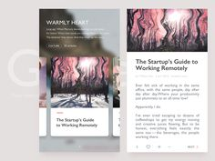 Gather Read what you want4 by June #Design Popular #Dribbble #shots