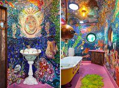 14 idées de design de salle de bain   14 idees de design de salle de bain 20000 lieux sous les mers 2
