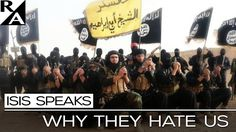RIGHT ANGLE: WHY ISIS HATES US