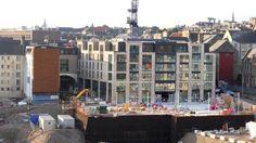 Sunny #Scotland @NewWaverley @Adagio_officiel site progress http://www.mcaleer-rushe.co.uk/AIhKV  #construction #hotels @michael_yohanis #Edinburgh pic.twitter.com/nFk43w2y47