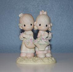 """To My Forever Friend"" Precious Moments Figurine  by JoyfulMemories, $35.00"