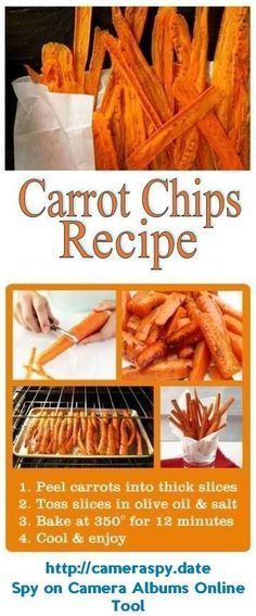 See more here ► www.youtube.com/... Tags: ways to lose weight quickly, quick effective weight loss, quick weight loss.net - Easy Healthy Snacking // Carrot Chips Recipe