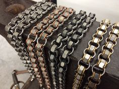 Industry Chainmaille - Anvil Customs