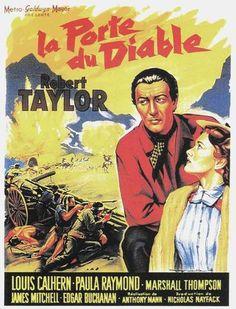 Devil´s Doorway (1950) - Robert Taylor  DVD