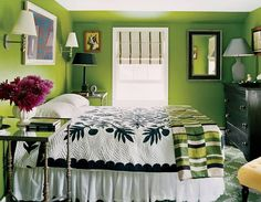 beautiful green color baby fern by benjamin moore - Green Color Bedroom