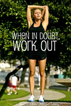 Work it ladies! Get rid of all that stress, and stock up some endorphins!