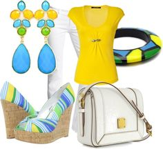 """""""Multicolor"""" by coromitas on Polyvore"""