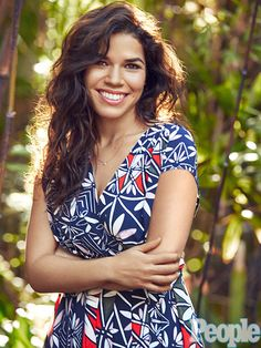 You'll Never Guess What America Ferrera Did for Her First Job http://www.people.com/article/america-ferrera-her-first-job-revealed