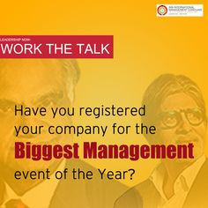 #IMA's 23rd International Management Conclave 2014 to be held on 16th & 17th #January2014...   For registrations call: 0731- 2512544/45