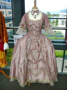 1760's dress.