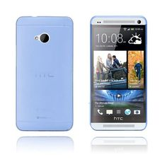 UltraSkin (Blå) HTC One Deksel