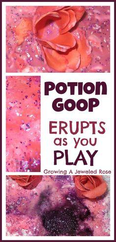 Love Potions Lab- Part 2 ~ Bath Activities for Kids