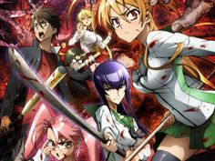 High School of the Dead - 06 - In the DEAD of Night [subtitled] - http://www.tutorfrog.com/high-school-of-the-dead-06-in-the-dead-of-night-subtitled-2/  #Toys #Coolproducts #Bestsellers