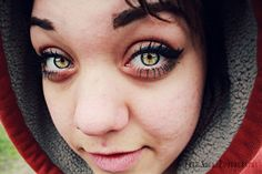 .:EYES:. model: Iris photographer: Veronica Lee