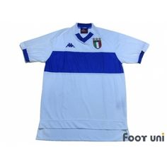 Photo1: Italy 1999 Away Shirt - Football Shirts,Soccer Jerseys,Vintage Classic Retro - Online Store From Footuni Japan