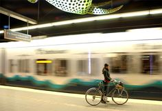 train & bike
