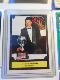 Chicago Black Hawks 11 pc Lot Cards Roenick Savard Belfour Calder Card Yawney Ticket Stub Safely Stored For Many Years This Will be a great Gift for any Fan Shipping will be within 2 days of your payment All Sales are Guaranteed Satisfactio. Hockey Cards, Baseball Cards, Ticket Stubs, Black Hawk, Chicago Blackhawks, Ice Hockey, All Sale, Great Gifts, Fans