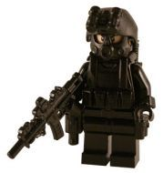 Warfare - Ravenwing - Custom Minifig
