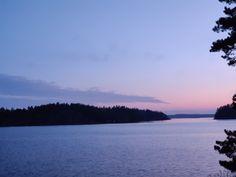sunset #pensarfiilis #hotellijaravintolasandvik Archipelago, Most Beautiful, Mountains, Sunset, Nature, Travel, Sunsets, Viajes, Traveling