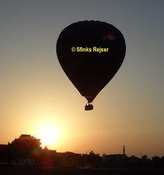 VIP - To dages tur til Luxor - Sfinks Rejse - Kulturelle Udflugter - Hurghada Luxor, Balloons, Culture