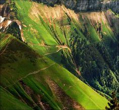 Dangerously beautiful paths   by Katarina 2353