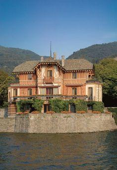 Take a Peek Inside Lake Como's Grand Dame Hotel, Villa d'Este