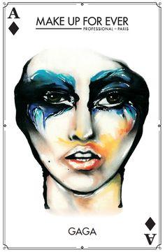 Makeup Forever Shares Halloween Inspired Looks!  Pin to read later #makeupforever #halloween