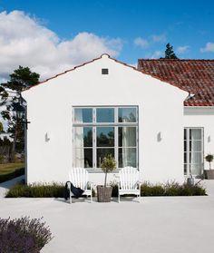 Magiskt sommarhus på Gotland från Inredningsvis