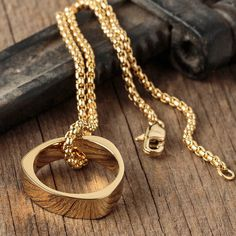 Love this stylish necklace pendant from Vitaly