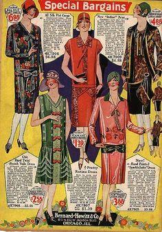 Bernard Hewitt catalogue, back cover, 1928
