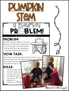 Ten Pumpkin Activities. - The Inspired Apple