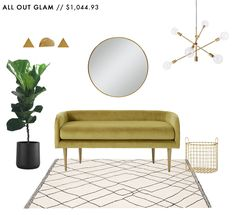 emily-henderson_entry-way_combos_all-out-glam