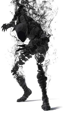 Ajin: Demi-human Related Post Ajin chapter 2 : File: Day The Events That . Tokyo Ghoul x Ajin Monster Art, Monster Concept Art, Monster Design, Ajin Anime, Manga Anime, Anime Art, Ajin Manga, Arte Horror, Horror Art