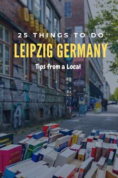 When you travel to Leipzig, it's easy to get stuck in the beautiful city center. In fact, most touri Europe Travel Guide, Europe Destinations, Travel Guides, Travel Hacks, Europe Packing, Traveling Europe, Backpacking Europe, Packing Lists, Travel Packing