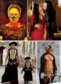movie costumes design - Google Search
