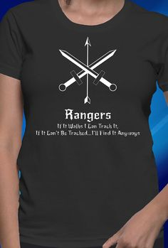 Hey, I found this really awesome Etsy listing at https://www.etsy.com/listing/258222846/dnd-inspired-rangers-t-shirt