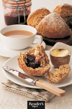 Irisches Sodabrot Cereal, French Toast, Muffin, Breakfast, Whole Wheat Flour, Irish, Play Dough, Oven, Bread