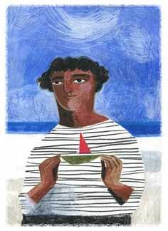 felicita sala illustration: a beachy christmas