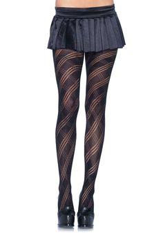f8644945d01a2 Leg Avenue, Opaque Geometric Diamond Knit Tights, Fashion Hosiery, Pattern  714718501888 eBay#