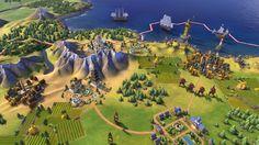 Anunciado 'Civilization VI' e quinto jogo da série está com 75% e desconto