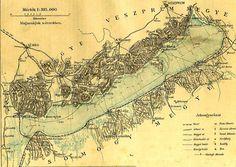 A Balaton és környéke Lake Balaton and surroundings A Pallas nagy lexikona,