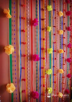 Could this be my picture wall? Party Kulissen, 30th Party, Party Rock, Grad Parties, Party Time, Birthday Parties, 40th Birthday, Diy Wedding Decorations, Birthday Decorations