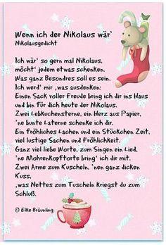 If I were Santa Claus * Elke's children's stories
