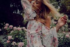 Wildfox, Floral Tops, Spring Summer, Hair Makeup, Shopping, Clothes, Beauty, Pretty Hair, Fashion