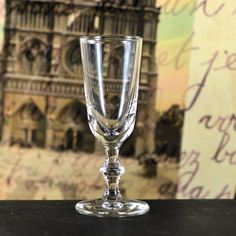 a pair of vintage shot glasses home decor by CoolVintage on Etsy