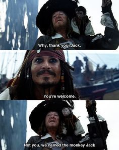 Jack Sparrow You Cheated! pirate. - Google Search