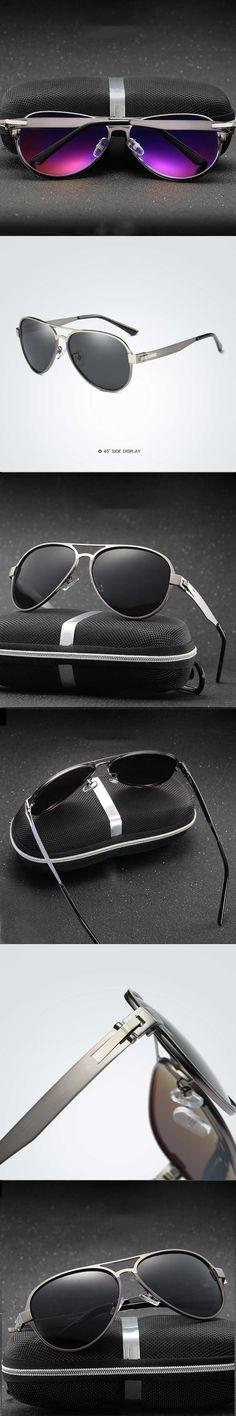 2017 Fashion Sunglasses Men Brand Designer Polarized Sports Male Sun Glasses Eyeglasses Gafas Oculos De Sol Masculino XY8740